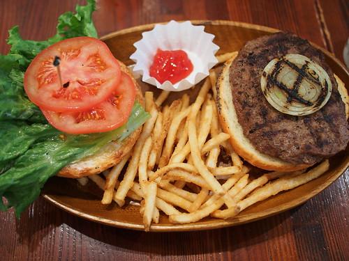 クアアイナ ハンバーガー