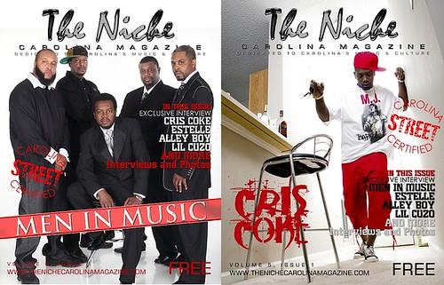 The Niche Magazine Cover
