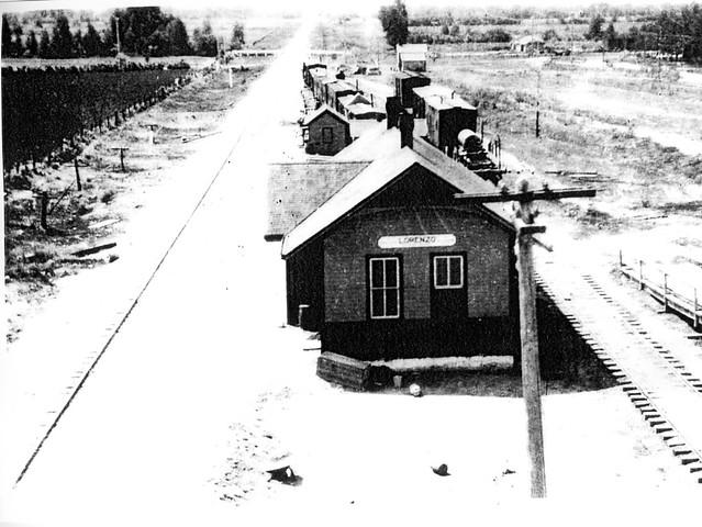 Depot Railroad