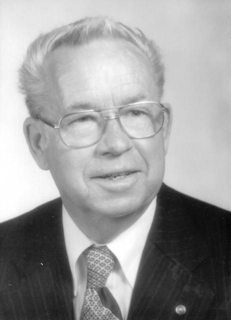 Hansen, Milton Portrait