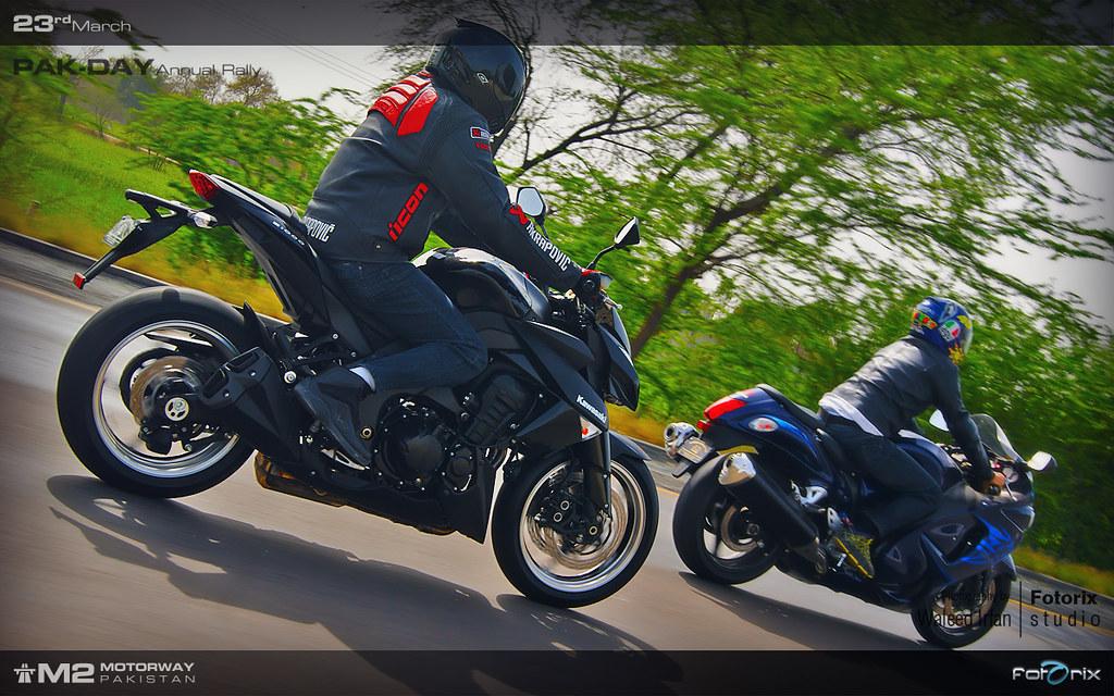 Fotorix Waleed - 23rd March 2012 BikerBoyz Gathering on M2 Motorway with Protocol - 7017476417 c7fcab975f b