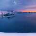Crater Lake Pano... by Andrew Kumler