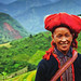 Hill Tribe Village, Sapa Highlands, Lao Cai Province, Vietnam. by Flash Parker