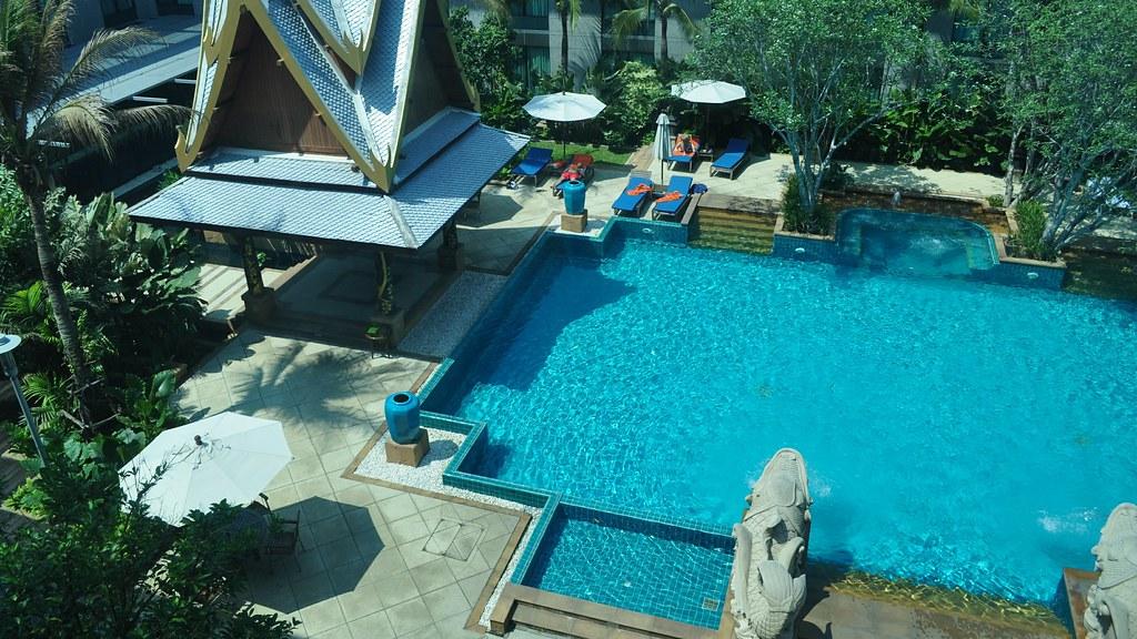 Novotel Suvarnabhumi Airport Hotel, Bangkok, Thailand