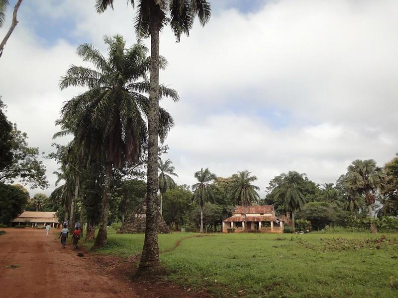 Centro de Faradje na Republika Democratica do Congo