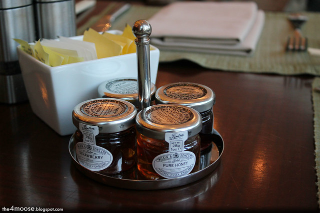 Hyatt Regency Shatin - Condiments
