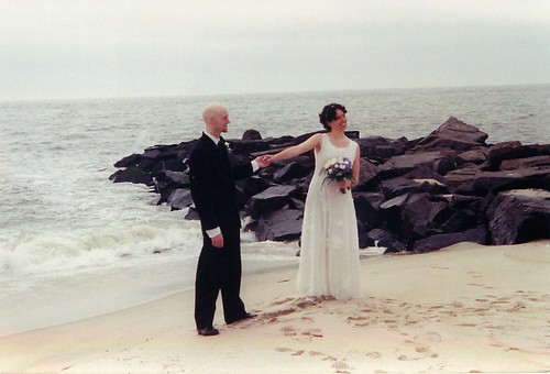 Our wedding 4-26-03