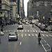 New york in traffic by Christopher Frank Beitz