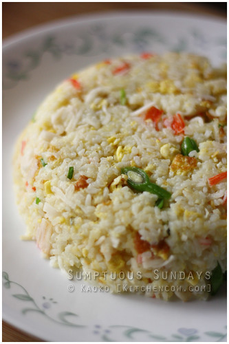127:365 Fried Rice