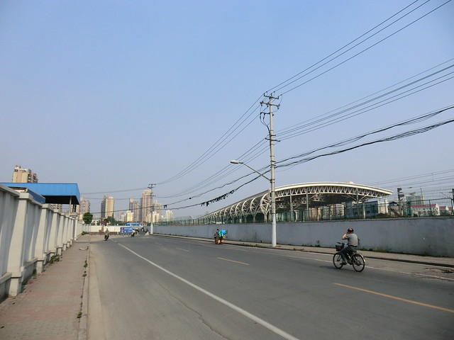上海西站旁边