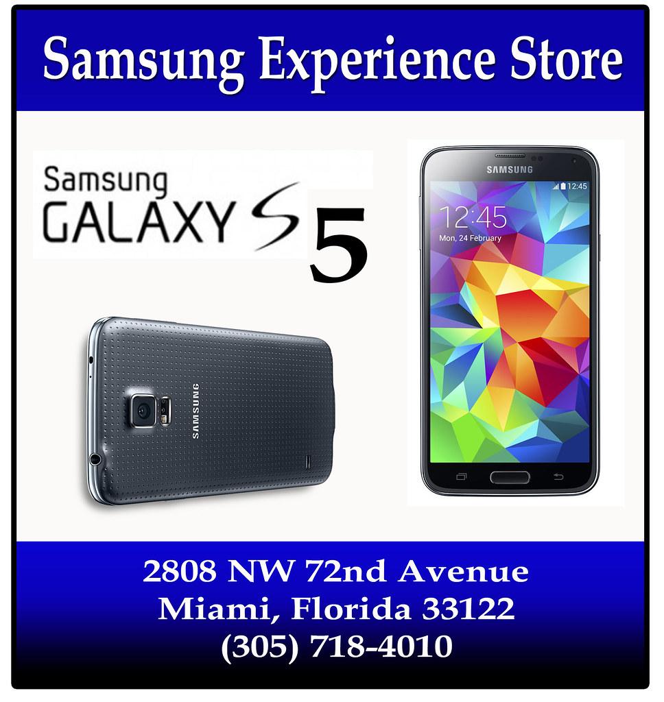 Factory Unlocked OEM S5 | Miami Samsung Experience Store - U