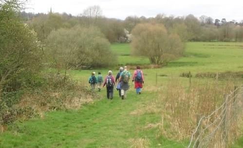 Approaching Hartfield