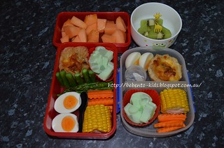 Colorful Bento