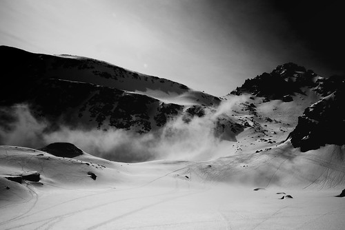 blackandwhite mist mountain snow motion monochrome misty clouds landscape switzerland view scenic valley mystical peaks mountainrange pizol djnightsphotography suzannebainton