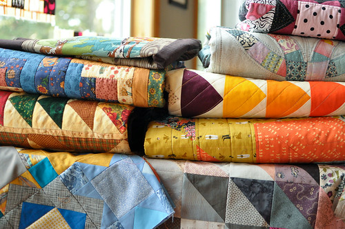 All the quilts!