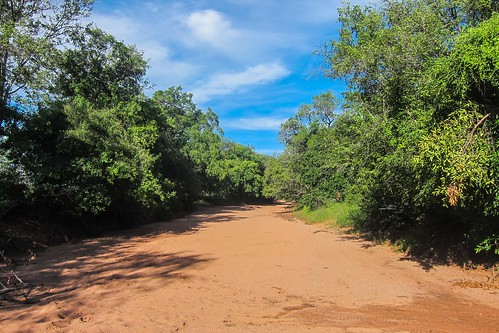The road to Chitado, Cunene