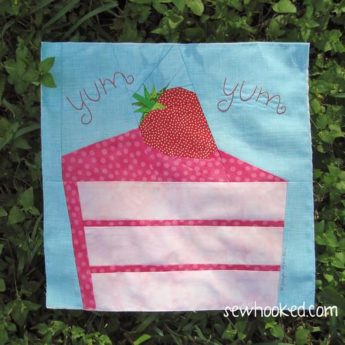 Strawberry Yum Yum, by Jennifer Ofenstein 2