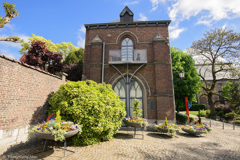 The Mayor's Garden, Mons, Belgium