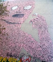 Pink Man by Blu