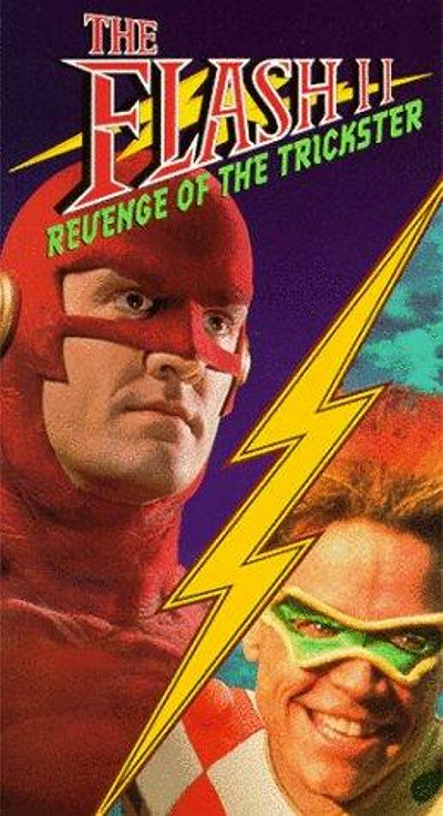 (1991) The Flash II Revenge of the Trickster