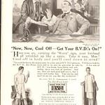 Wed, 2016-04-20 13:15 - 1915 BVD Underwear Advertisement National Geographic June 1915