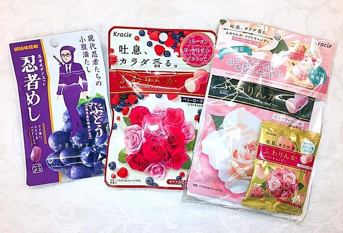 28 日本軟糖推薦 日本人氣軟糖