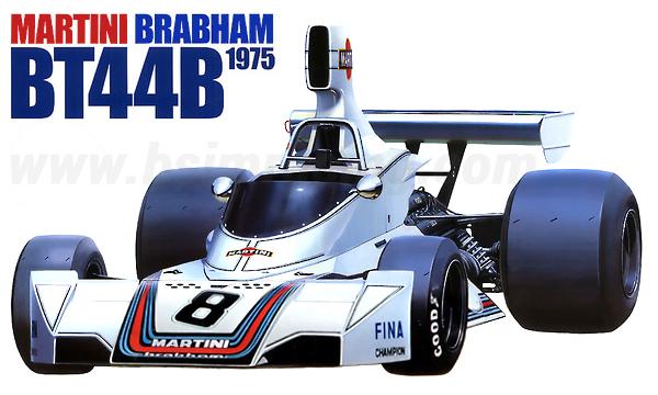 Brabham BT44B for rFactor 2