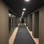 Dramatic hallway