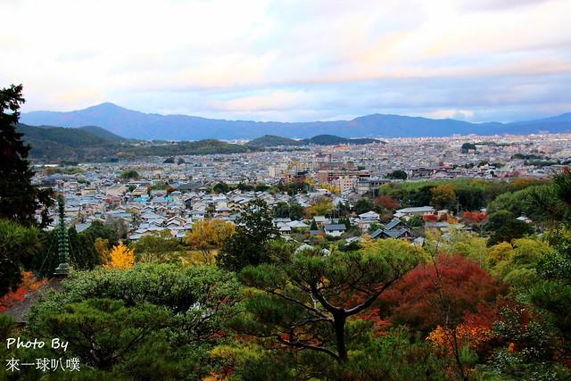 嵐山旅遊景點-常寂光寺42