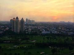 Jakarta - Senayan #sunset #stackablesapp #cityscape #vacation