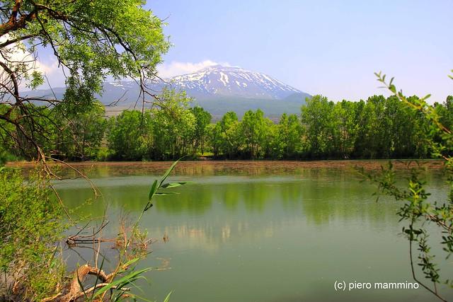 Etna _ Lago Gurrida