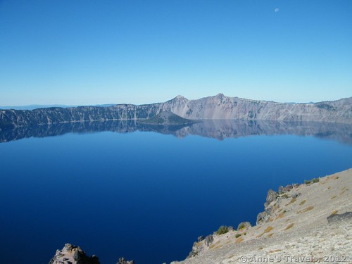 Cloudcap Overlook, Crater Lake National Park, Oregon