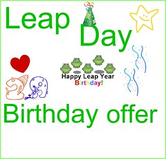 leap year bday