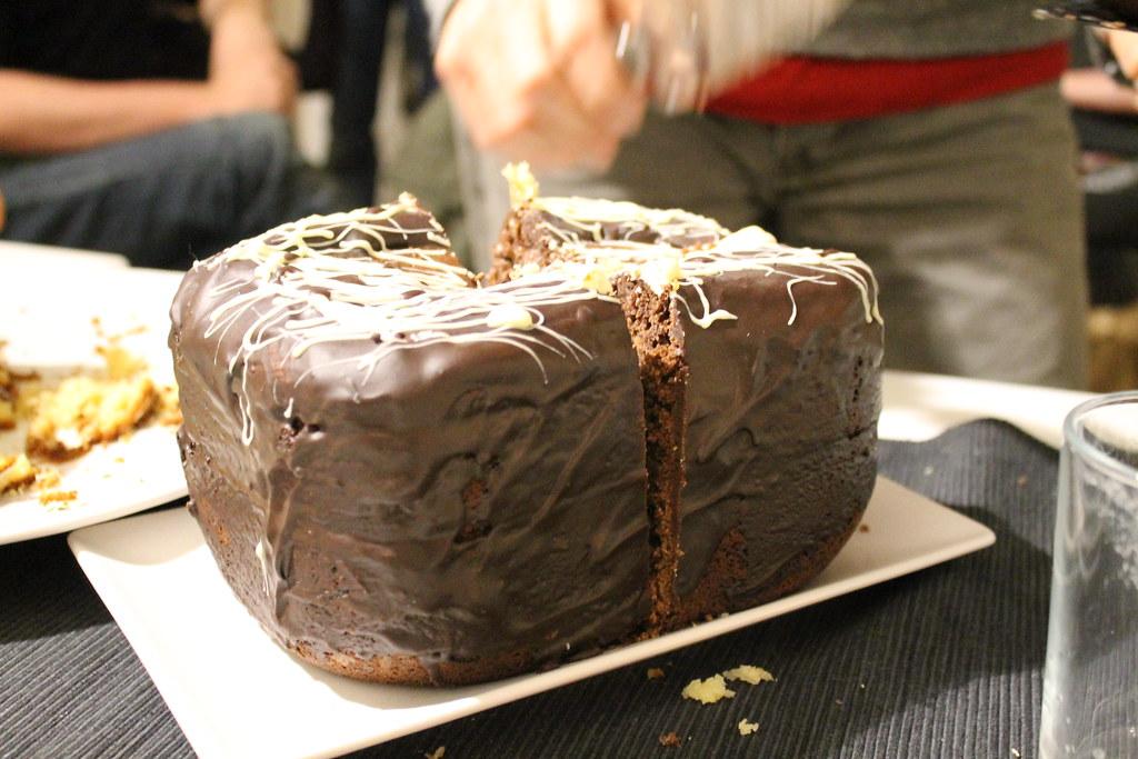 pastel de chocolate horalliure.com barcelona