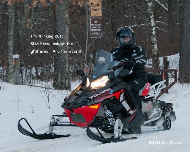 2015 Polaris Snowmobile Rumors