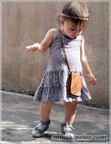 Estella... MiniHipster.com: kids street fashion (mini hipster .com)