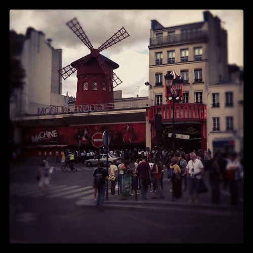 Moulin Rouge - Paris France
