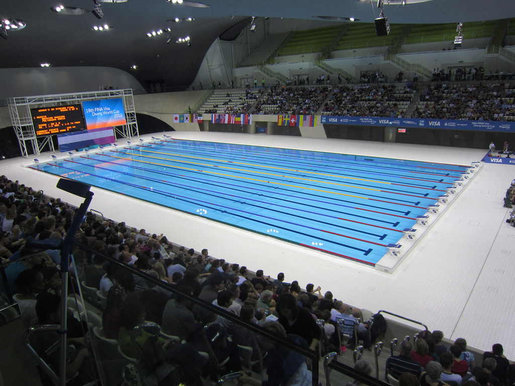 Flickriver for How deep is a olympic swimming pool
