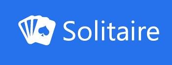 Windows8 ソリティアロゴ