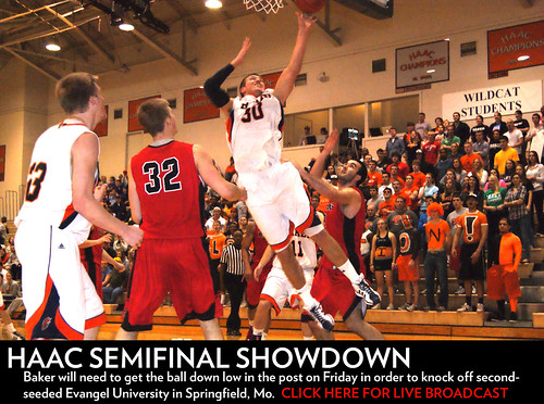 HAAC Semifinal Showdown