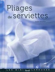 Origami création - Didier Boursin - Pliages de serviettes