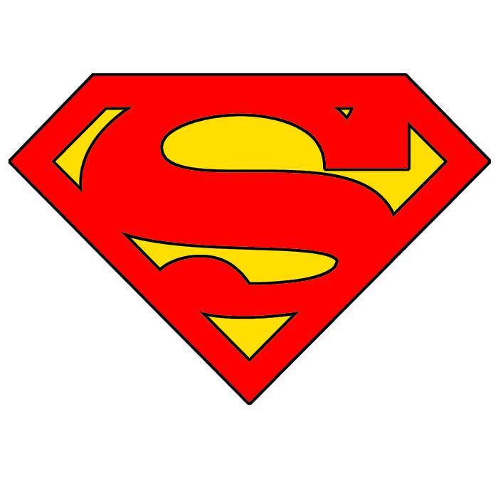 Superman Shield Template Superman