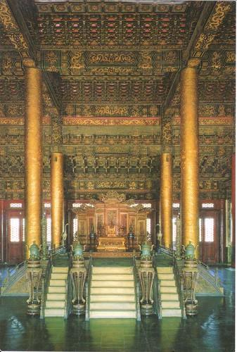 Forbidden City-Beijing China
