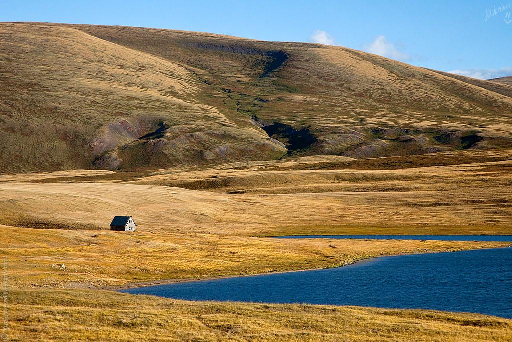 Тархатинское озеро, по дороге в Джазатор (Беляши)