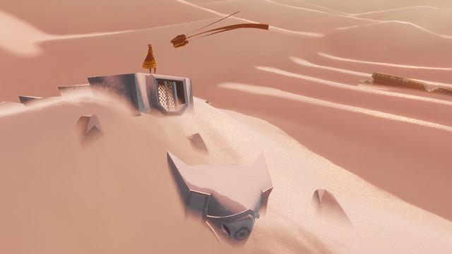 Journey: Desert