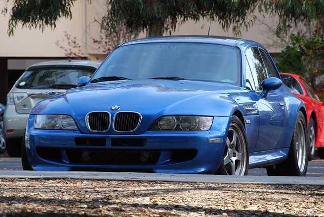2000 M Coupe | Estoril Blue | Estoril/Black | Dinan ISR Package