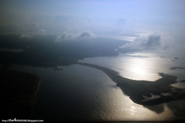 SQ860 - Pulau Tekong