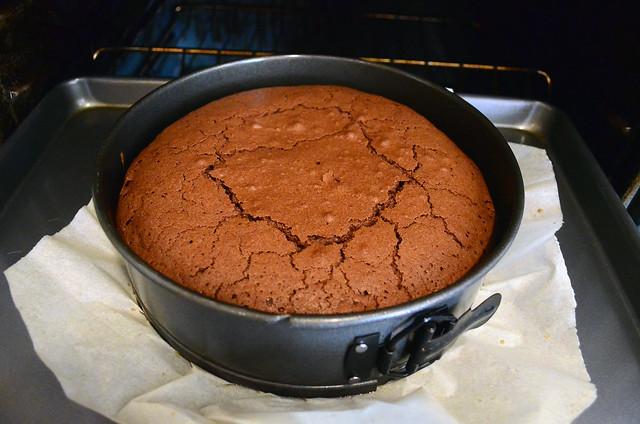 2012-03-04 French Chocolate Cake 074