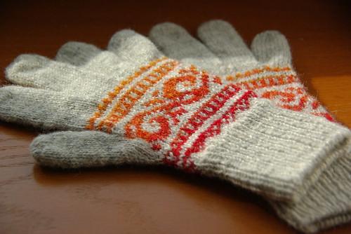 fairisle gloves 5