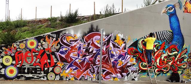 CONCEGRAFF 2012 / Los Muros Nos Hablan (Chile)